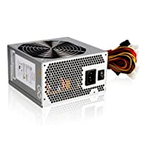 400W PS2 Atx Power Supply Unit with 80 Plus High