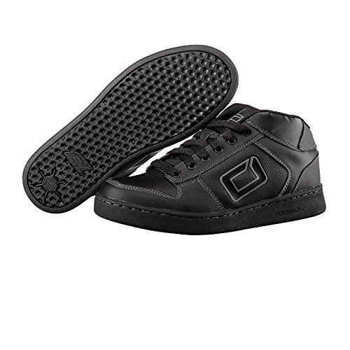 O'Neal Trigger II Flat Pedal Schuhe Schwarz Dirt Offroad Fahrrad Sneaker, 330-6