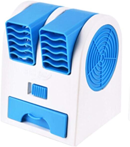 BXT Greenery - Ventilador de refrigeración portátil multiusos con ...