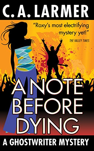 (A Note Before Dying (A Ghostwriter Mystery Book 6))