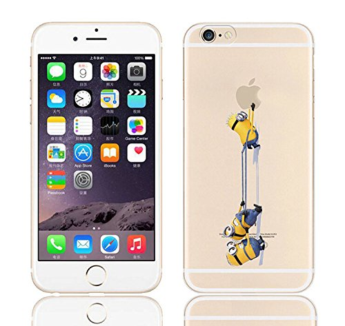 8 opinioni per iCHOOSE iPhone 7 Caso / Minions Fumetto Gel Caso per Apple iPhone 7 / Protezione