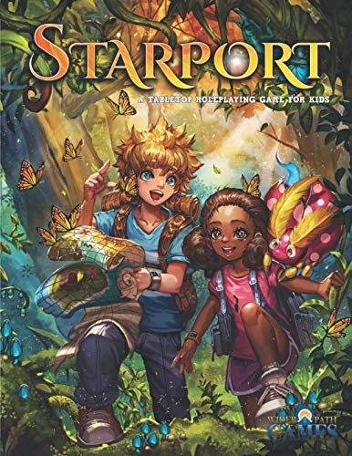 Starport: A Tabletop Roleplaying Game for Kids (Best Tabletop Role Playing Games)