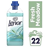 Lenor Fresh Meadow Fabric Conditioner, 22 Washes