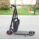 HUVE-Gancio-per-Gancio-Scooter-Elettrico-Xiaomi-M365-Gancio-Anteriore-Gancio-Gancio-in-plastica-Ultra-Resistente-per-Gancio-Casco-Borse-per-la-Spesa-carico-Facile-e-Sicuro