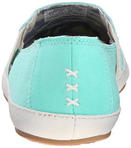Turquoise Women's Fashion Sneaker Shaded Summer Reef YXqwXt