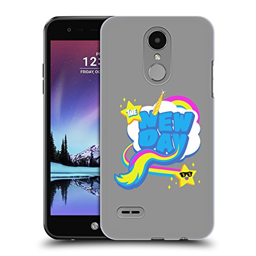 Official WWE Rainbow The New Day Hard Back Case for LG K4 (2017) / Phoenix - Wwe Back Rai