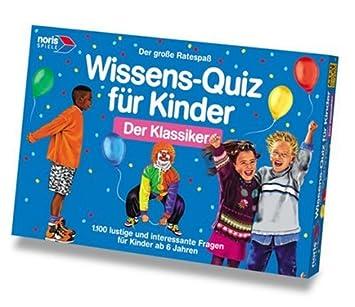 3ff33934b9fe0a Noris 3570 - Wissens-Quiz Klassiker  Amazon.de  Spielzeug