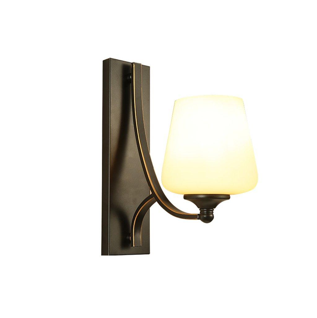 Wandlampe Amerikanische Wandlampe Schlafzimmer Nachttischlampe Europäische Wohnzimmer Gänge Wand Lampe Retro Treppen Wand Wandleuchte