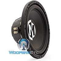 15-SRX12D4 - Memphis 12 250W RMS 500W Max Dual 4-Ohm Street Reference Subwoofer