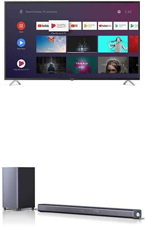 Sharp 65BL3EA - Android TV (9.0) 65