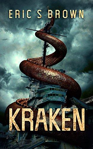 book cover of Kraken