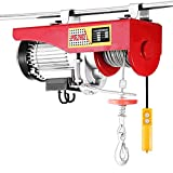 Best Electric Hoists - Happybuy Lift Electric Hoist 440 LBS Electric Hoist Review