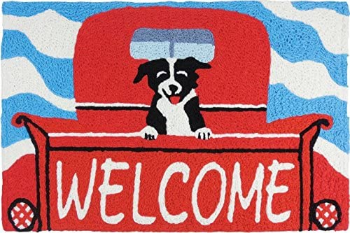 Welcome Pup Jellybean Rug 20 x 30