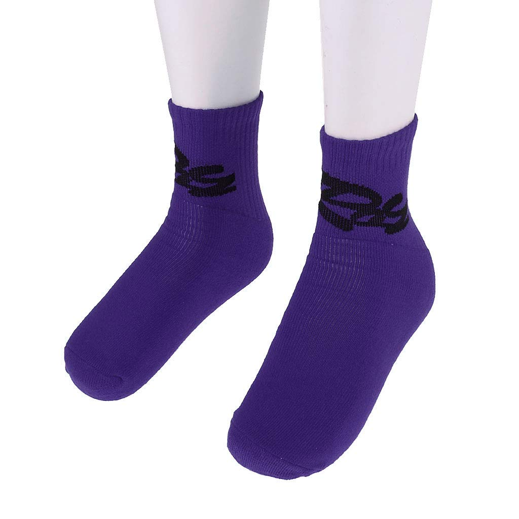 CUTICATE Calcetines De Patinaje En L/ínea para Ni/ños Patinaje En L/ínea Invierno Calcetines Calientes 25-36