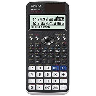 Casio FX-991DE X wissenschaftlicher ClassWiz Rechner mit natürlichem Display 1