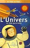 """Afficher """"L'univers en 200 questions"""""""