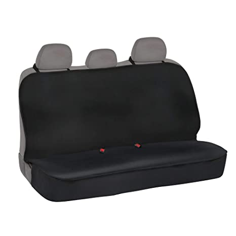 Car Bench Seat Covers >> Amazon Com Allprotect Waterproof Neoprene Rear Bench Seat Cover For
