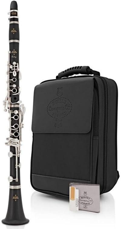 Clarinete Buffet Crampon Prodige ABS 2541 2 0GB 17 llaves Sib: Amazon.es: Instrumentos musicales