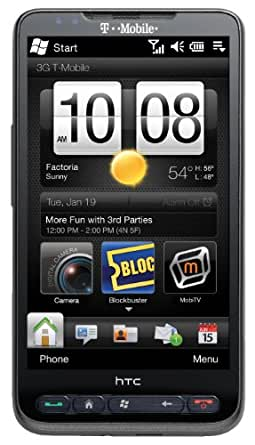 HTC HD2, Grey (T-Mobile)