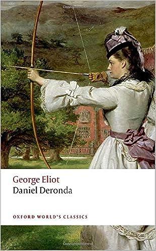 Daniel Deronda [EN] - George Eliot