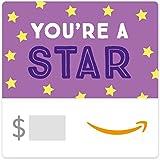 Amazon eGift Card - You're a Star (Purple)