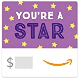 Amazon eGift Card - You're a Star (Purple)