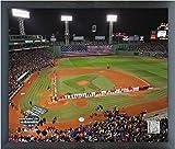 "Fenway Park 2004 World Series Boston Red Sox MLB Photo (Size: 12"" x 15"") Framed"