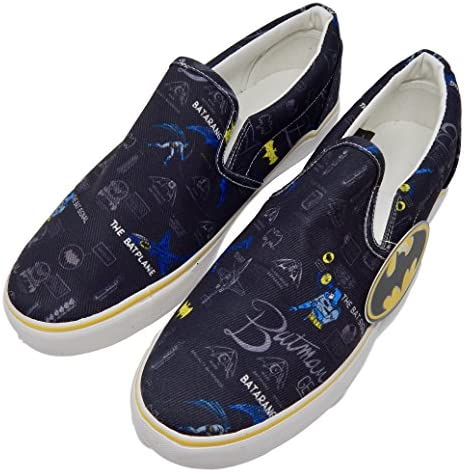 10 Bioworld Batman Gear Unisex DEK Shoes