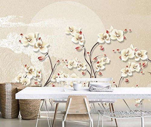 Mbwlkj Desktop Wallpaper For Walls 3d Nordic Simple Modern Aesthetic Custom Photo Wallpaper Living Room Study Kitchen Flower Murals 450cmx300cm Amazon Com