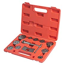 WORKPRO 12-piece Disc Brake Caliper Wind Back Tool Kit