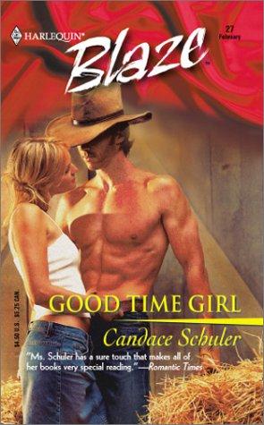 Read Online Good Time Girl ebook