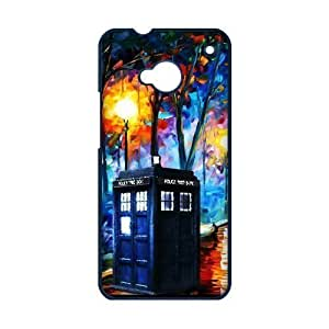 EVA Doctor Who HTC ONE M7 Case, Doctor Who Hard Plastic Protection Cover for HTC ONE M7 by icecream design