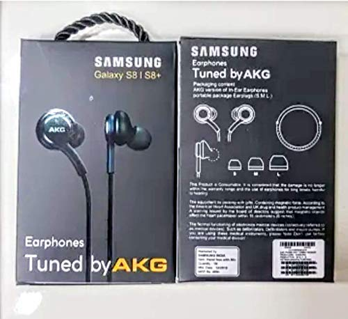 JOY GURU Samsung Akg Headphone  Black