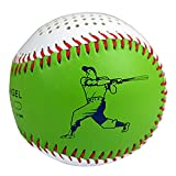 BVI BOOMERVIVI Baseball Bluetooth Speaker 2.8-Inch Mini Portable Wireless Speaker with Bluetooth V4.0,Hi-Fi Sound, Perfect for Home/Outdoor/Others(Baseball)