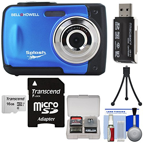 Bell Howell Waterproof Digital Camera - 2