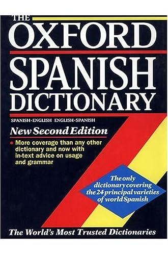 Diccionario Oxford Español