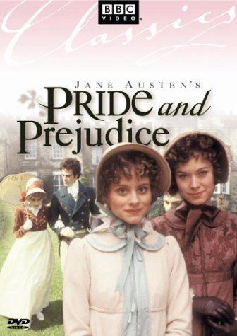 Image result for Jane Austen Pride & Prejudice DVD BBC