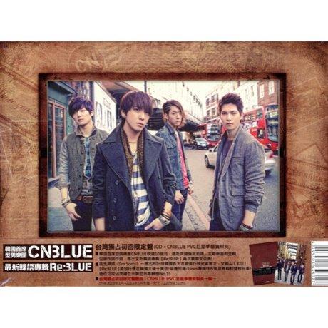 CD : CNBLUE - Re: Blue (Hong Kong - Import)