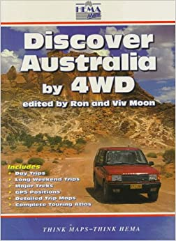 Book Discover Australia by 4Wd