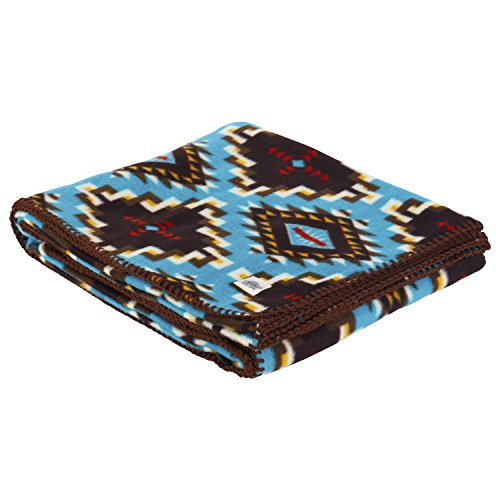 Turtle Fur - Polar Fleece Throw Blanket Tribal Spirit