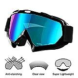 PcleasureCD Ski Goggles with Balaclava