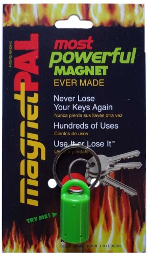 (Magnet Pal MP-Green Most Powerful Magnet Ever)