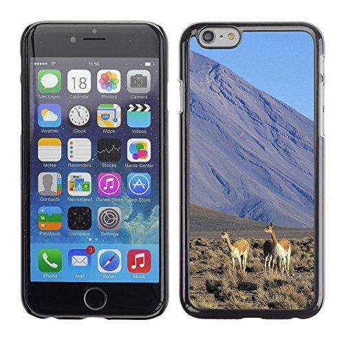 "Premio Sottile Slim Cassa Custodia Case Cover Shell // V00003965 vigogne vicugna vicugna paire // Apple iPhone 6 6S 6G 4.7"""