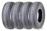 4 New Premium Grand Ride Trailer Tires ST235/85R16 Radial 12PR Load Range F