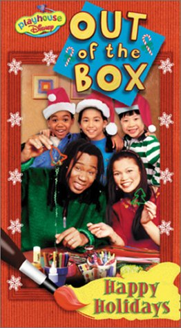 Out of the Box - Happy Holidays [VHS]