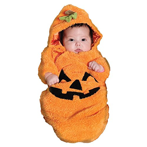 Baby Pumpkin Costume - 0-6 -