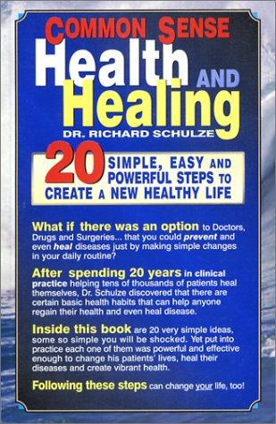 Common Sense Health and Healing ebook