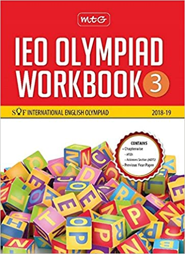 Buy International English Olympiad Workbook (IEO) - Class 3