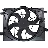 MAPM Premium GENESIS 10-12 RADIATOR FAN SHROUD ASSEMBLY, 3.8L Eng., Coupe
