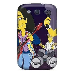 MansourMurray Samsung Galaxy S3 Shock Absorption Hard Phone Cases Customized HD Queen Series [nOk7192mYal]